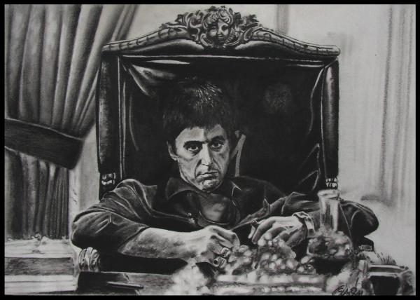 Al Pacino by csino